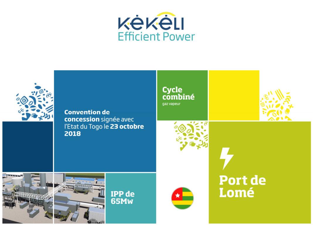 centrale electrique cycle combine kekeli efficient power