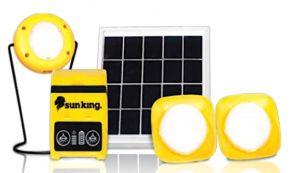 kit solaire SUNKING de SOLEVA deuxieme operateur agree pour le projet CIZO