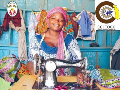 CCI Togo- Faure Gnassingbé-CGAP