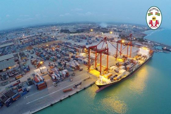 Le Port Autonome de Lomé- Togo