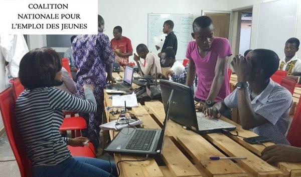 emploi des jeunes Togo-CNEJ-Faure Gnassingbé