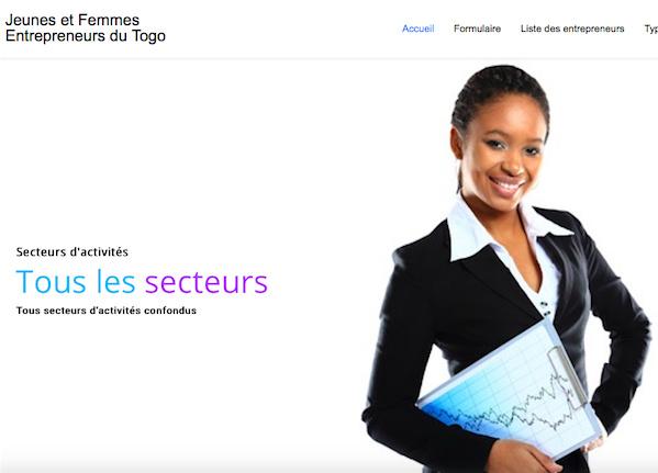 marches publics togo jeunes et femmes entrepreneurs