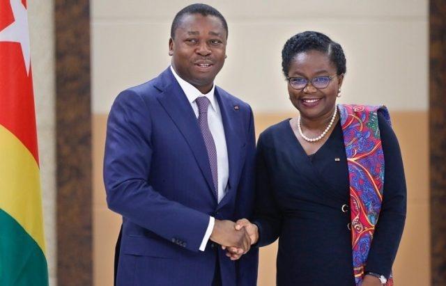 victoire tomegah dogbe une femme togolaise au coeur de la nation